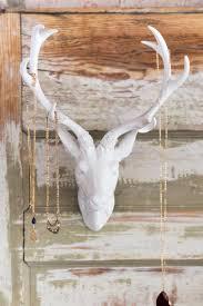 Deer Wall Decor White Resin Deer Head Wall Decor Francesca U0027s