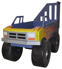 Unique Kids Beds Monster Truck Bed For Traditional Kids With Unique Kids Beds