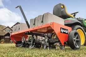 amazon com agri fab 45 0299 48 inch tow plug aerator tow