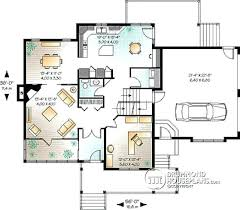 House Plans With Rv Garage by Full Image For Small House Plan With Garage 2 Car Home Plans