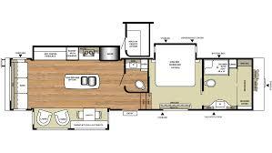 Rockwood Roo Floor Plans 2018 Forest River Riverstone Legacy 38fb Model