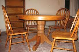 chair fascinating oak pedestal dining table and chairs good set