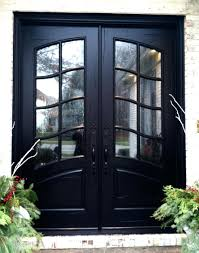 front doors home door ideas classic styled 34 fiberglass double