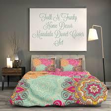Etsy Bedding Duvet 28 Best Bedding Images On Pinterest Mandalas Bed Sets And Duvet