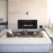 buy rinnai 1250 gas flame fire with logs or glowing pebbles online