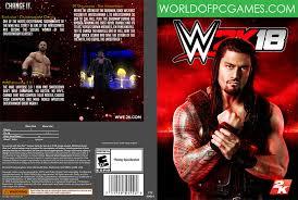 wwe games wwe 2k18 free download