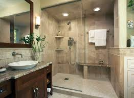 Marble Bathroom Floor Tiles And A Custom Shower Award Winning - Custom bathroom designs
