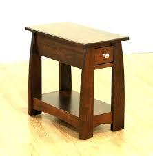 small narrow side table small thin table traciandpaul com
