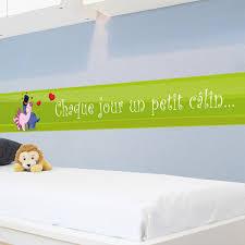 chambre enfant com frise murale chambre enfant clikétoile