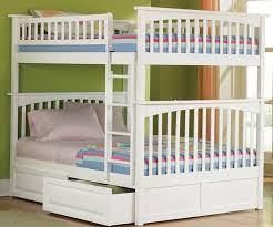 diy full size bunk bed modern bunk beds design