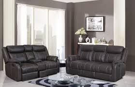 Charcoal Living Room Furniture Gin Rummy Sofa