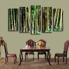 Wall Paintings For Living Room Online Get Cheap Bamboo Wall Painting Aliexpress Com Alibaba Group