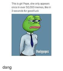 Pepes Memes - 25 best memes about girl pepes girl pepes memes
