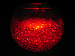 Submersible Led Light Centerpieces by Led Submersible Floralyte Red Centerpiece Lights
