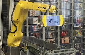 best buy tests robot at new york store startribune com