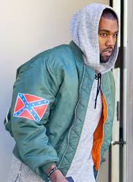 Dixi Flag Kanye West Once Wore The Confederate Flag What Does He Think