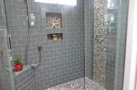 shower bathroom tile designs amazing pebble shower floor shower