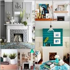 dekorieren wohnzimmer 45 kamin deko ideen so können sie den kaminsims kreativ dekorieren