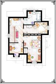 20 best movie tv floorplans images on pinterest floor plans