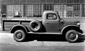 who makes dodge trucks an illustrated history of the truck