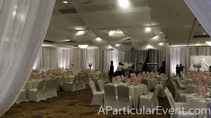 wedding venue backdrop ballroom venue wall draping backdrops special discount