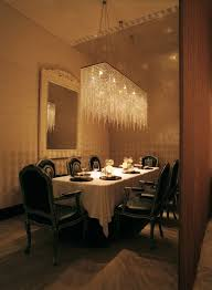 Long Dining Room Chandeliers Long Chandelier Ceiling Editonline Us