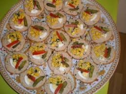canap au thon canapés de rillette de thon le de cuisine hniouna
