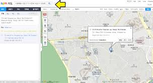 Google Maps By Coordinates South Korea Guide How To Find Your Destination On Desktop