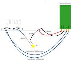 bluetooth wiring