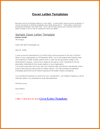 9 cv cover letter sample doc resume holder