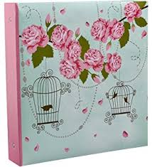 500 photo album arpan large happy memories slip in ringbinder photo album