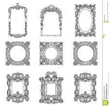 Franzosische Luxus Einrichtung Barock Design Rich Imperial Baroque Rococo Rahmen Eingestellt Französischer