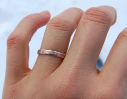 5mm ring is a 5mm band wide for a size 4 finger
