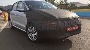 volkswagen chakan video volkswagen u0027s compact sedan ameo spied testing motoroids