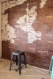 decoration exposed brick wallpaper australia simple wiring opulent