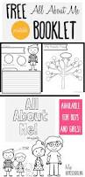 6th Grade Social Studies Printable Worksheets Best 25 All About Me Worksheet Ideas On Pinterest All About Me