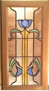 custom glass cabinet doors custom stained glass cabinet doors add so much more to any cabinet