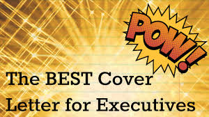 Best Executive Resumes by Career Resume Consulting The Best Cover Letter For An Executive