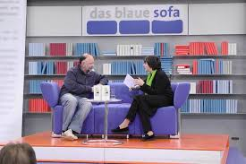 das blaue sofa andrej kurkow auf dem blauen sofa der lbm 2012 radios