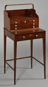 Furniture Secretary Desk Identifying Antique Writing Desks And Storage Pieces