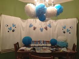 mickey mouse baby shower decorations mickey mouse inspired baby shower easy peasy pleasy
