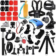 gopro hero 5 amazon black friday deyard zg 634 accessories kit premium set for gopro amazon co uk