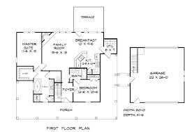 baby nursery house plans blueprints Manchester House Plans Floor