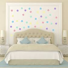 Wall Decor Stickers Walmart by Wall Decal Make Wall Decor More Fun With Polka Dot Wall Decals