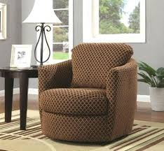 Fabric Living Room Chairs Swivel Chair Living Room Furniture Babini Co