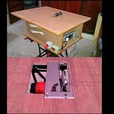 convert circular saw to table saw homemade table saw starts with circular saw