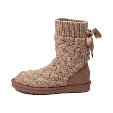 womens ugg knit boots discount womens ugg isla knit boot heelssales co uk flat