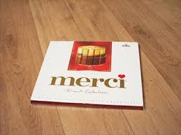 Where To Buy Merci Chocolates Why Does The German Chocolate Brand Merci Use A French Word As