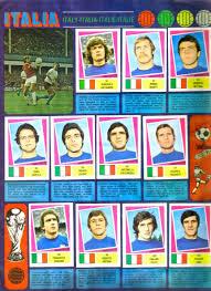 italy photo album world cup 1978 fks album italy beyond the last