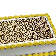 cheetah print party supplies cheetah print party supplies